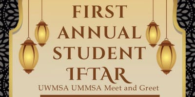 First Annual Student Iftaar