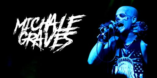Michale Graves (Misfits!) - A 175 Concert Experience!