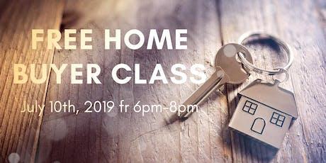 Free Home Buyer Class Virginia Beach tickets