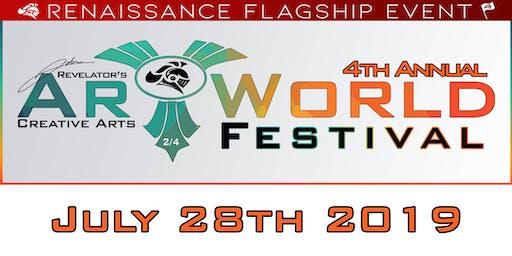 4th Annual ArtWorld Festival