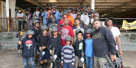 Fathers Day Paintball tickets