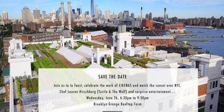 CIRENAS Brooklyn Grange tickets