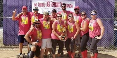 3rd Annual Husereau Team Co-ed Softball Tournament