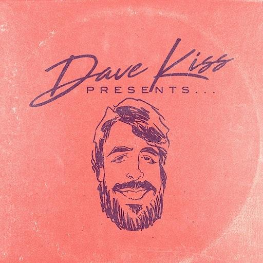 Dave Kiss Presents logo