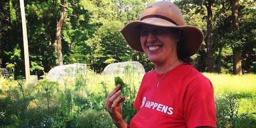 CropMob At Ecosystem Farm