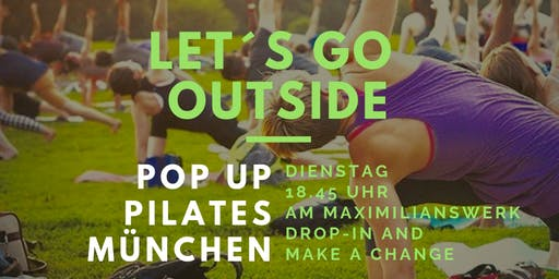 POP UP Pilates - Drop-In Ticket