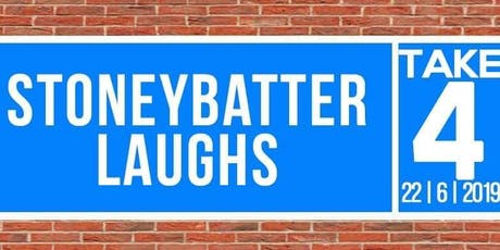 Stoneybatter Laughs - Take 4 tickets