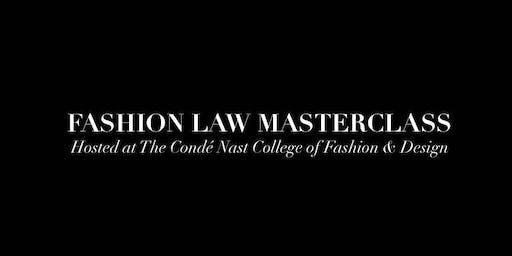 Fashion Law Masterclass