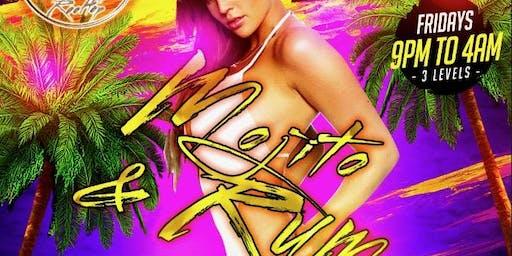 Reggaeton Fridays at Bar 13 (FREE OPEN BAR 10pm to 11pm)