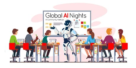 Global AI Night Bulgaria September 2019 tickets
