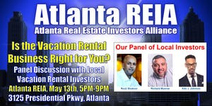 Panel Discussion on the Vacation Rental Business at Atl...