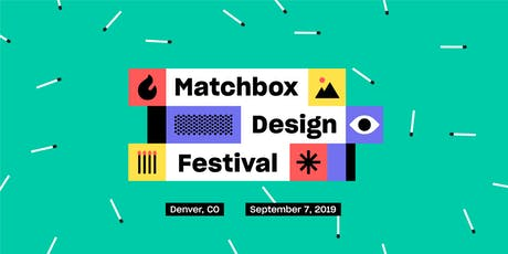 Matchbox Design Festival tickets