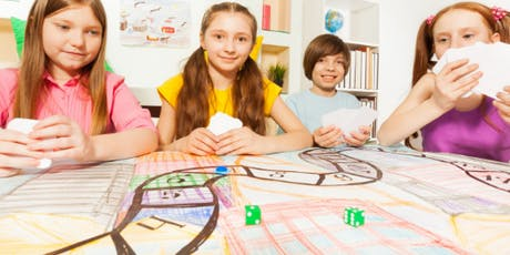 Kids Workshop: Build a Boardgame tickets