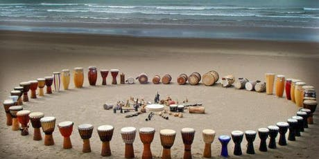 West Seattle Community Drumming Circle outside at Myrtle Reservoir Park! tickets
