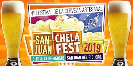 San Juan Chela Fest entradas
