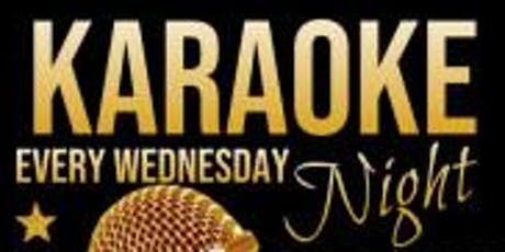 Wednesday Night Karaoke  tickets