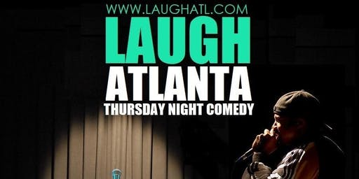 Thursday Comedy in Marietta