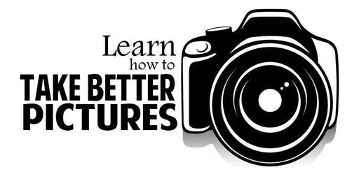 """TAKE YOUR BEST SHOT"""" Photography Workshop, for Teens/Adults"""