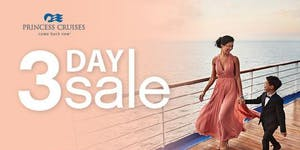 Princess 3Day Sale Event!