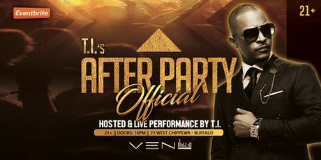 T.I.'s Official After Party tickets