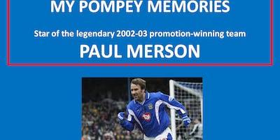 Paul Merson - Pompey Memories