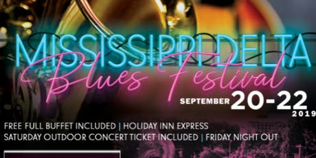 Mississippi Blues Festival tickets