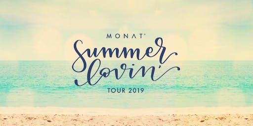 MONAT Puerto Rico Launch: Summer Lovin' Tour 2019