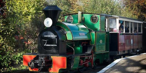 12. Sittingbourne to Swale, with special trip on SKLR steam train.