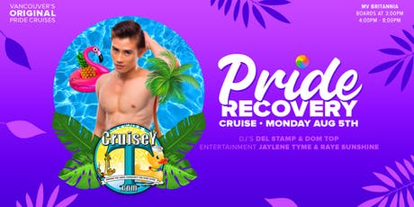 CruiseyT - Pride Recovery Cruise tickets