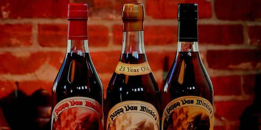 Pappy Van Winkle Bourbon Dinner