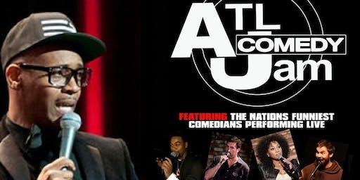 ATL Comedy Jam Thursdays