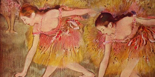 SUMMER in PARIS….Dancing with Degas