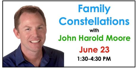 Family Constellations with John Harold Moore tickets