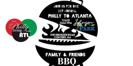 Philly to Atlanta Family & Friends BBQ tickets