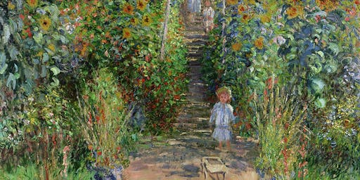 SUMMER in PARIS….Monet's Garden
