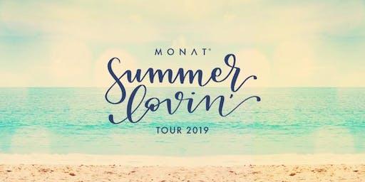 Summer Lovin' Social: Meet Monat