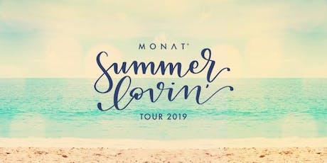 Summer Lovin' Social: Meet Monat tickets