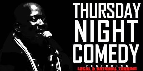 Thursday Night Comedy at Monticello tickets