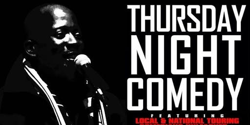 Thursday Night Comedy at Monticello