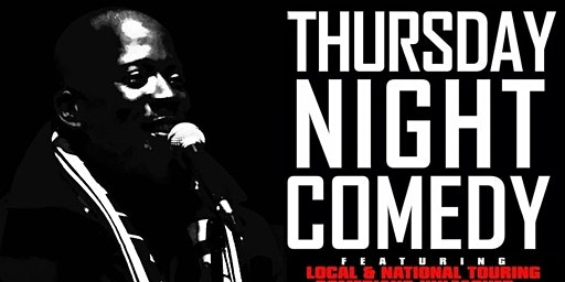 Thursday Night Comedy at Monticello