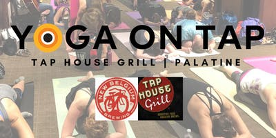 FREE Yoga On Tap presented by CorePower Yoga Arlington Heights