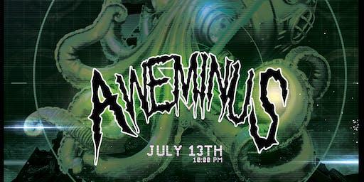 AAMF x Power House Present: Aweminus