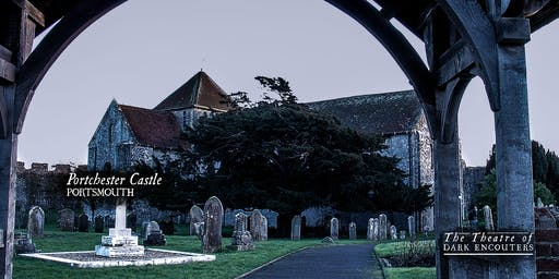 The Portchester Castle Twilight Ghost Walk