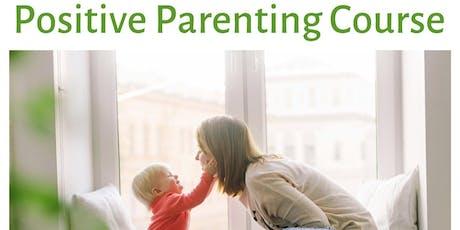 Positive Parenting Course tickets