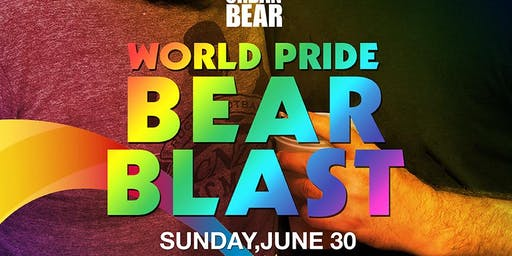 World Pride Bear Blast presented by The Urban Bear