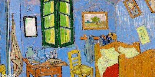SUMMER in PARIS….Vincent's Paintbrush