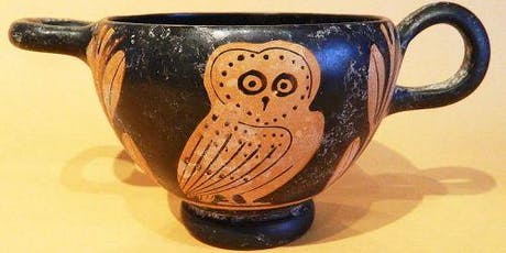 Ancient Europe: Red Figure/Black Figure Greek Pottery Design tickets