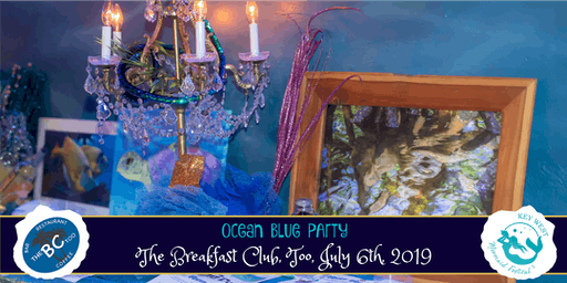 OCEAN BLUE PARTY