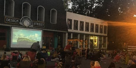 Movies Under the Stars- Free Outdoor Movie Nights in Plainwell  tickets