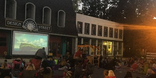 Movies Under the Stars- Free Outdoor Movie Nights in Plainwell